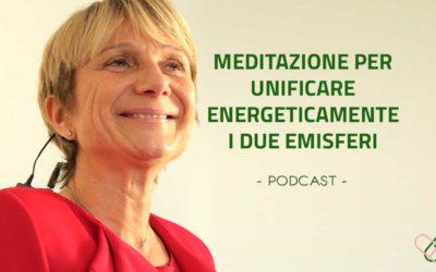 Meditazione per unificare energeticamente i due emisferi