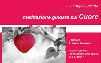 Meditazione guidata sul Cuore: incontro gratuito!