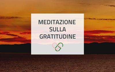 Meditazione sulla gratitudine