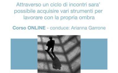 """Corso online: """"Il potere nascosto della nostra ombra"""""""